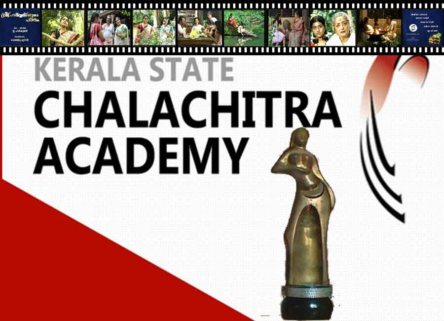 Kerala State Chalachithra Academy Award for best story for the TV film 'Sreeparvathiyude Paadam' (Holy Foot of Goddess Sreeparvathi) in 2012.